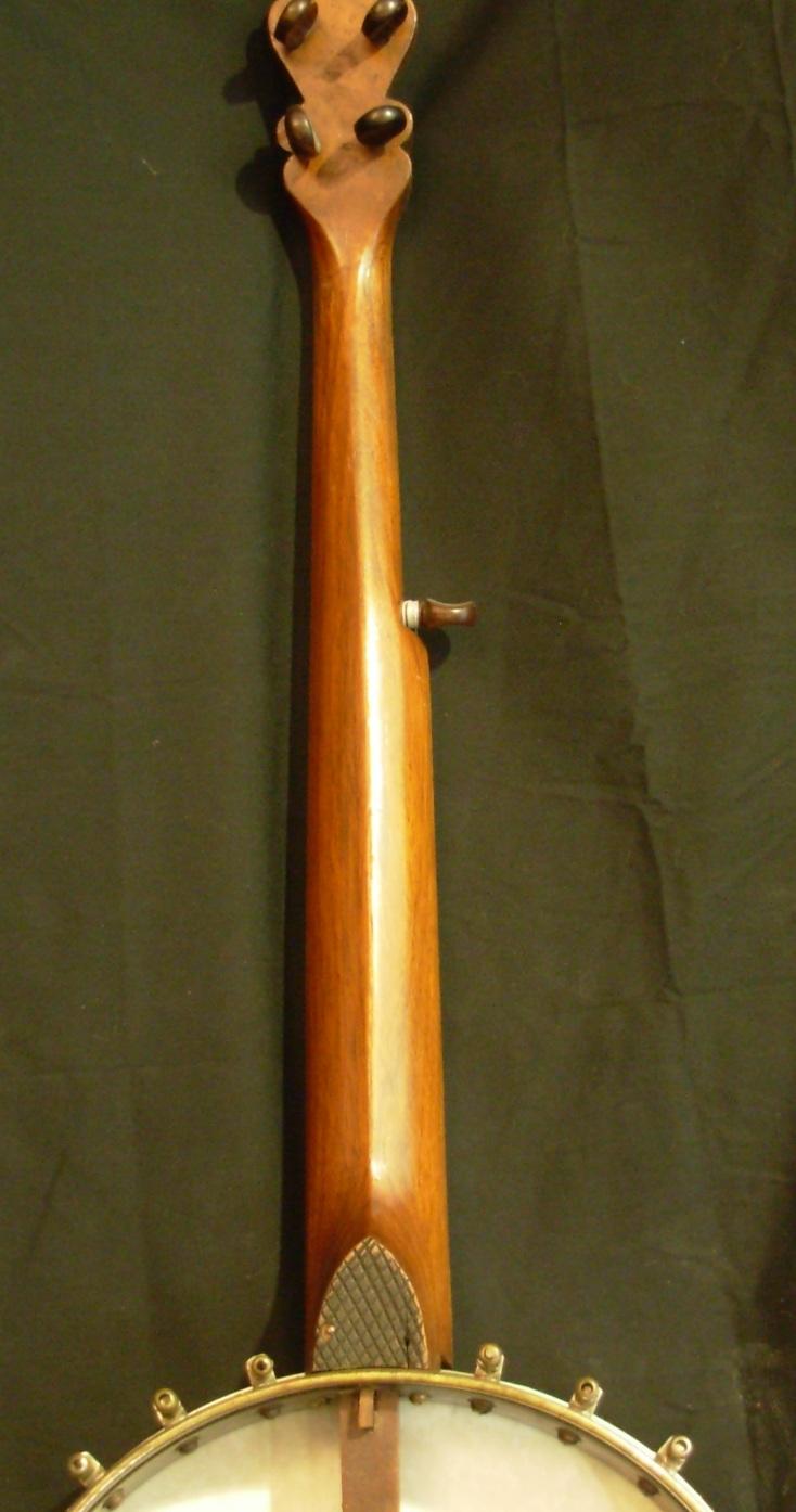 yj092 probable buckbee banjo. Black Bedroom Furniture Sets. Home Design Ideas